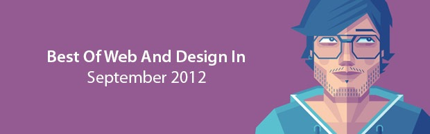 bestofwebanddesign Best Of Web And Design In October 2012