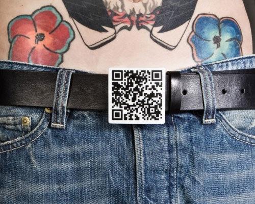 qr-code-belt