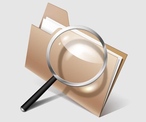 search-folder