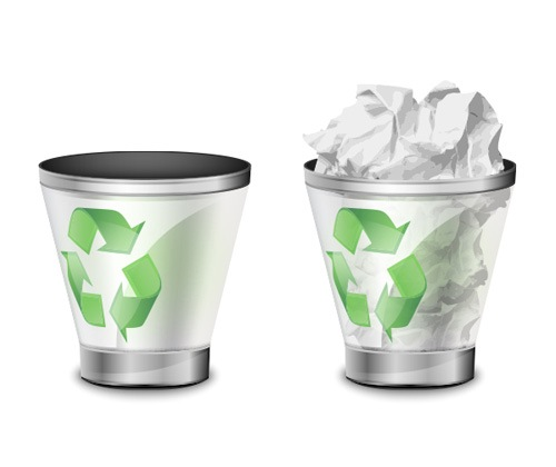 trashbin 75 Best Illustrator Tutorials From 2012