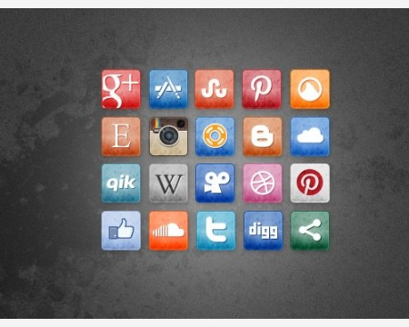 watercoloricons 40 Best Free Icon Sets Released 2012