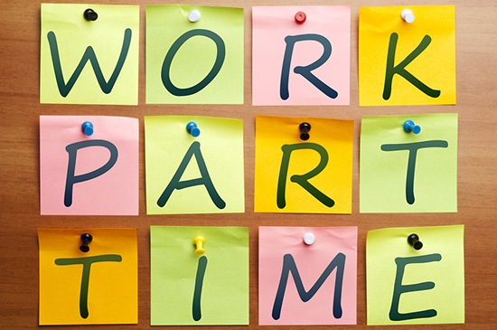 working-part-time