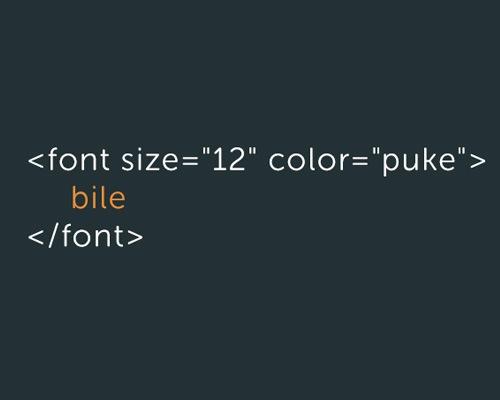font-size-puke