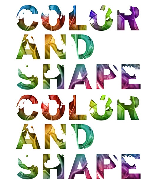 colour-shape