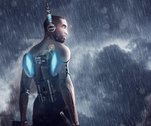 cyborg 80 best Photoshop tutorials from 2013