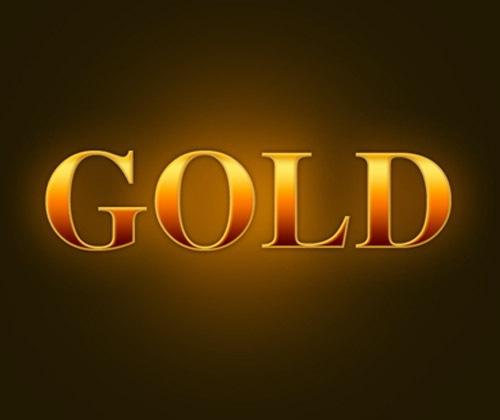 goldtext 80 best Photoshop tutorials from 2013