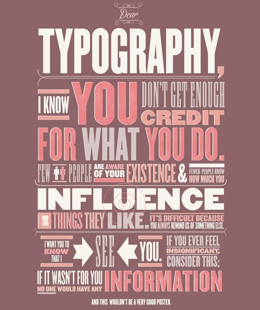 typography-credit-poster