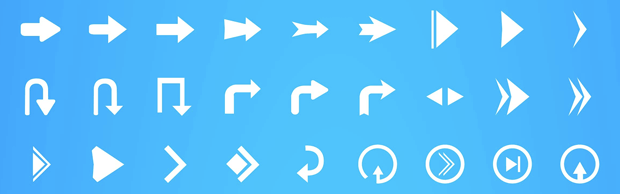 arrow-banner