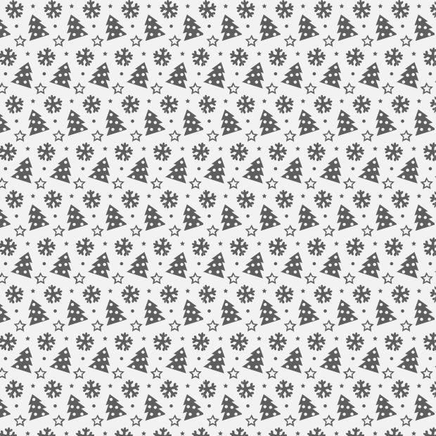 grey-christmas-pattern