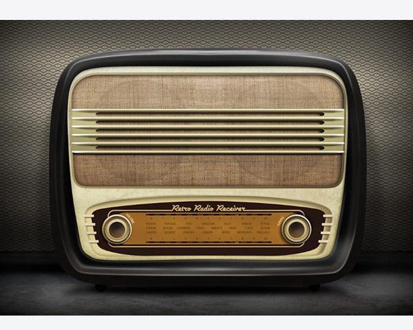 radio-illustration