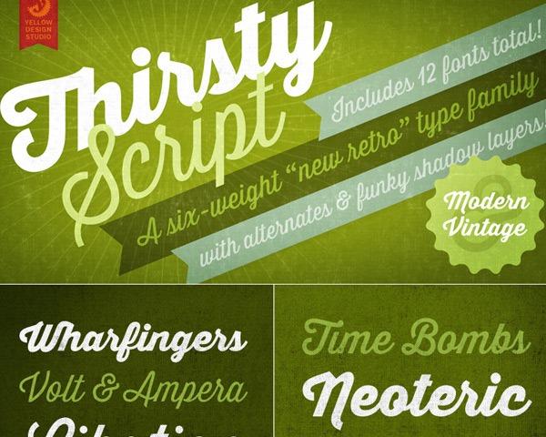 thirsty-script