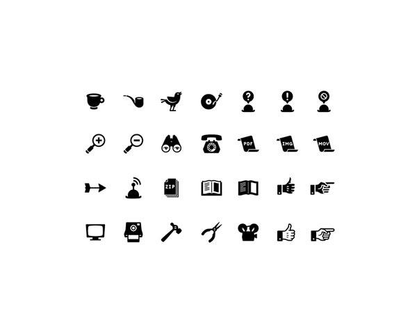 retro-icons