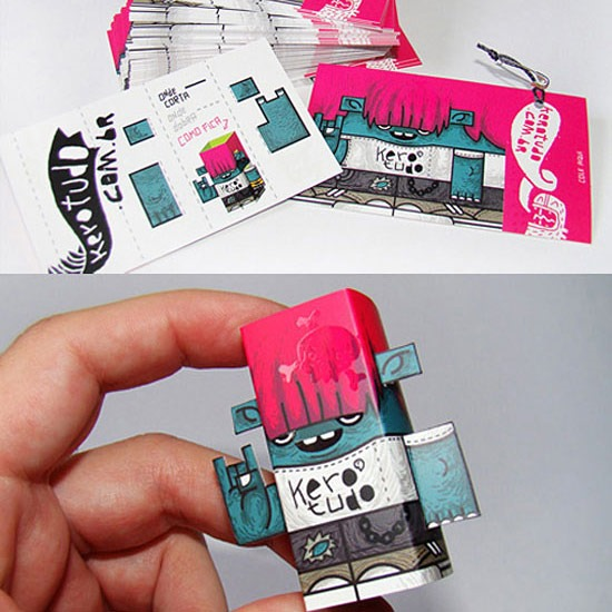 robot-business-card