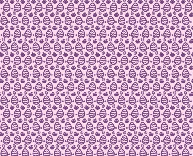 purple-light-easter-pattern