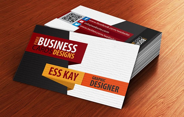textured-business-card