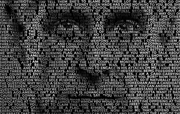 typography-portait