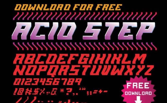 acid-step