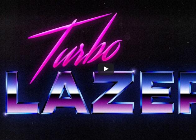 turbo-lazer