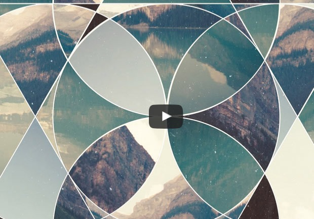 geometric 30 Fresh new Photoshop tutorials from 2016