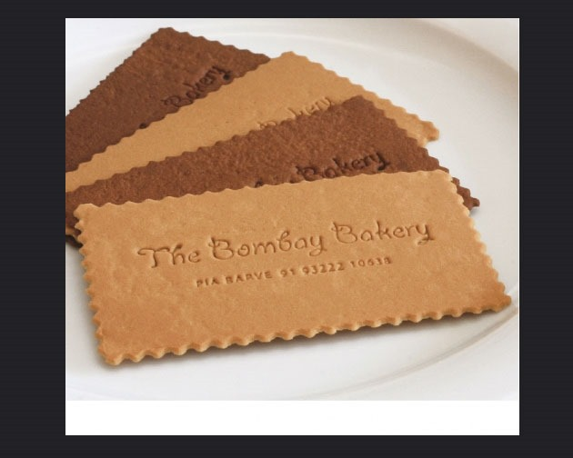 cookie-business-card