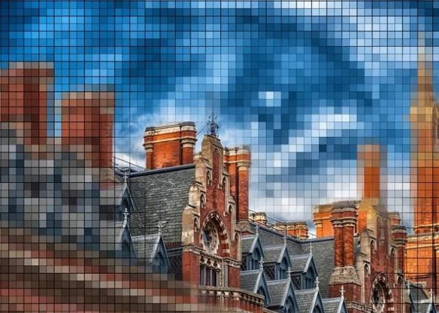 mosaic-pixel-art