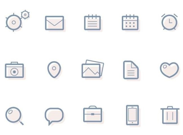 33lined-icons