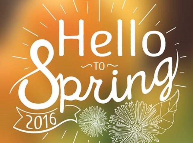 hello-to-spring
