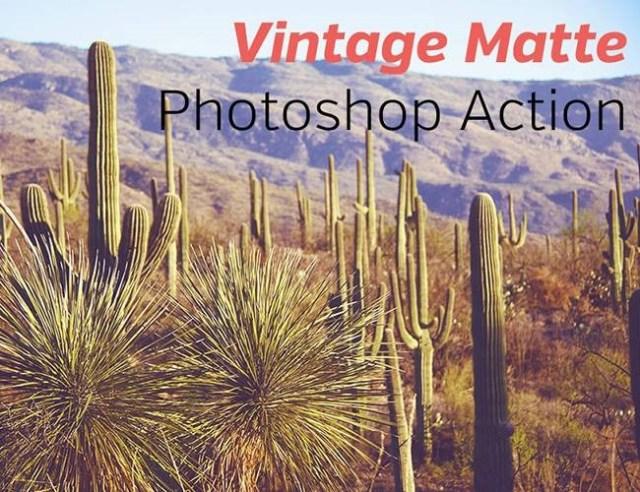vintage-matte