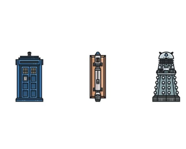 doctor-icon-set