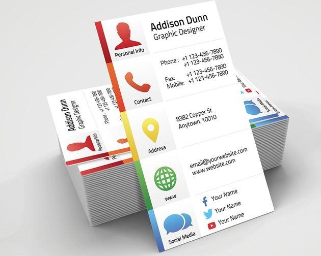 vertical-business-card