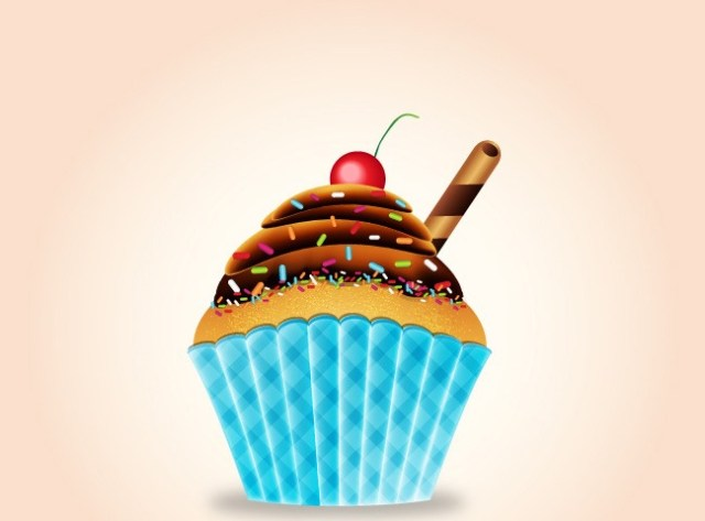 cupcake-illustration