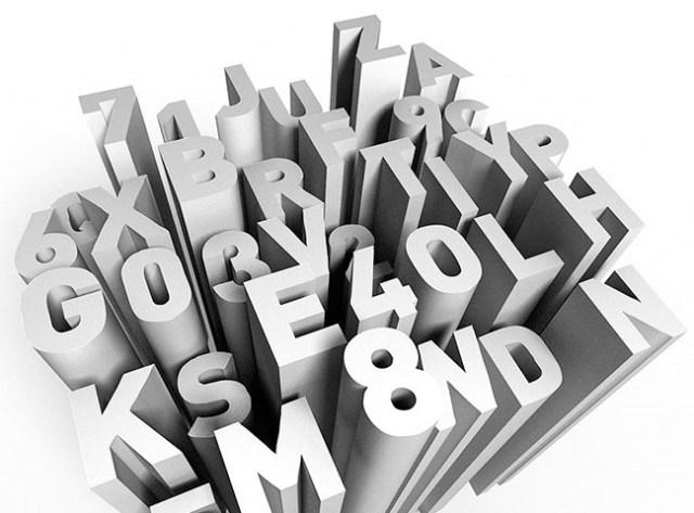 4d-text-effect