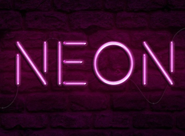 neon-text