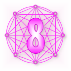 8 life path number