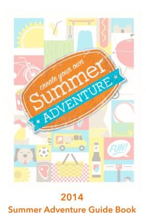 COR's 2014 Regina Summer Adventure Guide