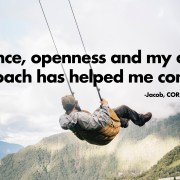Patience, openness and my casual