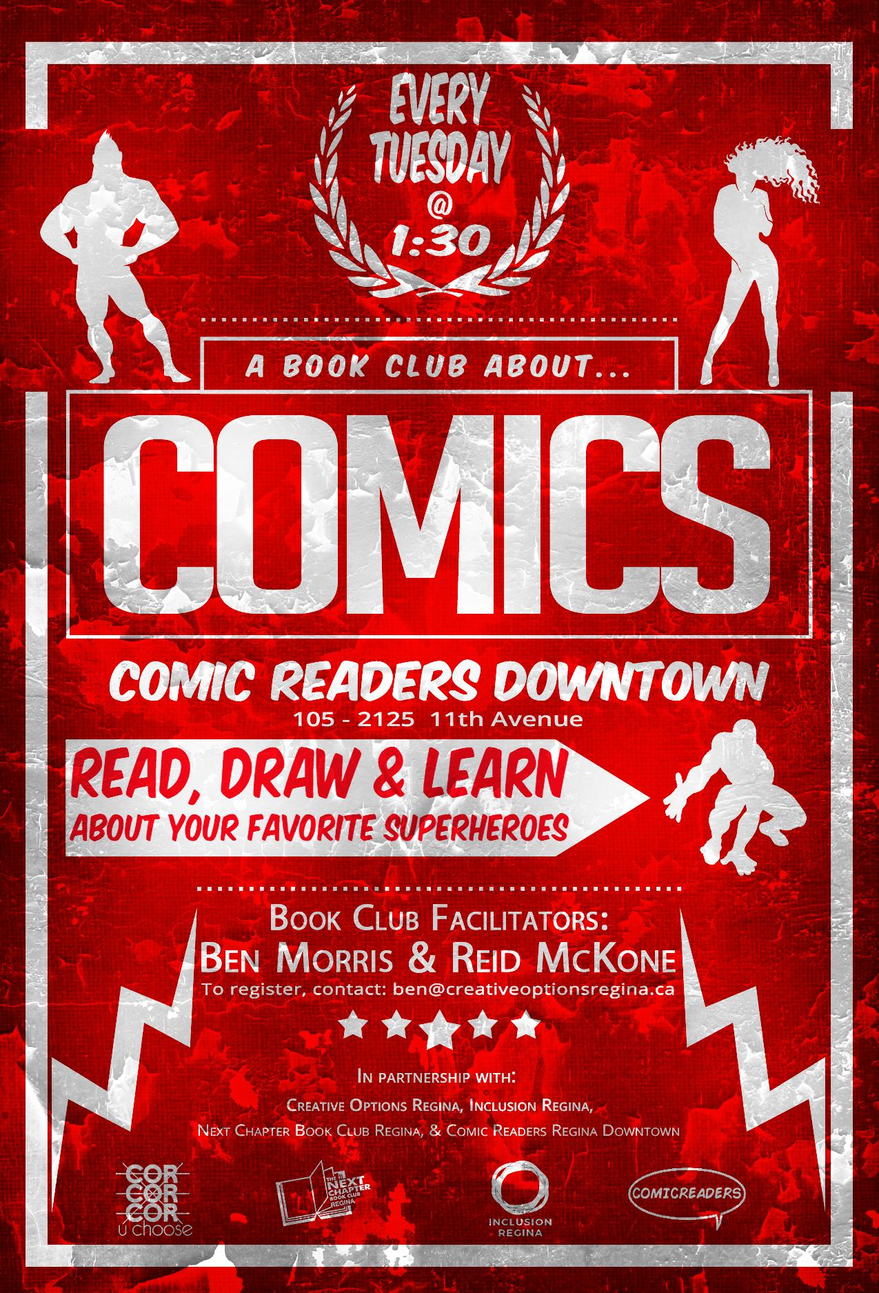 COR Comic Book Club