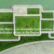 Dylan Morin is an extremely hard working and dedicated citizen in the Regina community