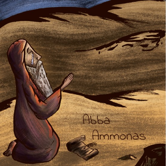 Orthodox Father Abba Ammonas