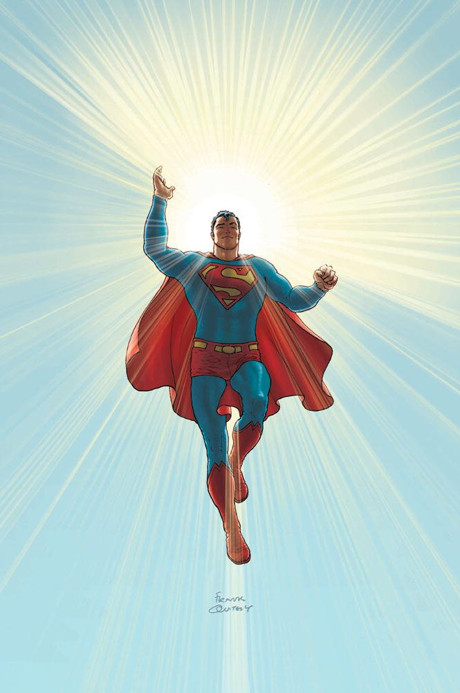 All star superman Harrowing of Hades inspiration