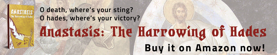 Harrowing of Hell Graphic Novel