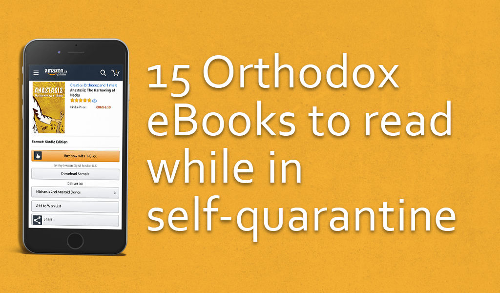 15 Orthodox eBooks to read