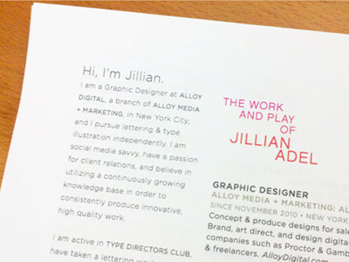 30 Creative Resume Designs Able To Land A New Job