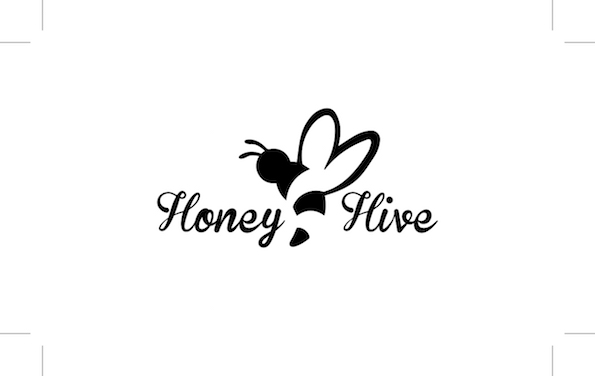 20 Bee Logos That Are Just Dripping In Sweet Honey