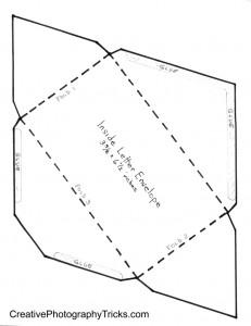 DIY Simple Photo Envelopes