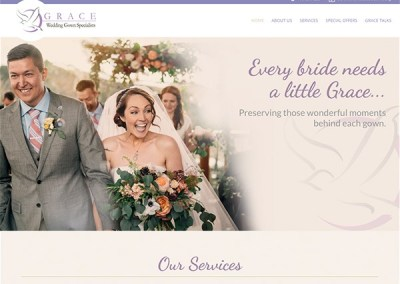 Grace Gown Care