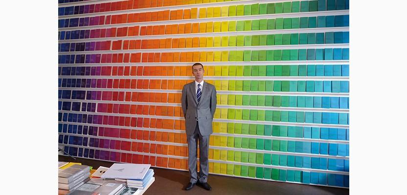 Trends Where OCD meets art  Ursus Wehrli