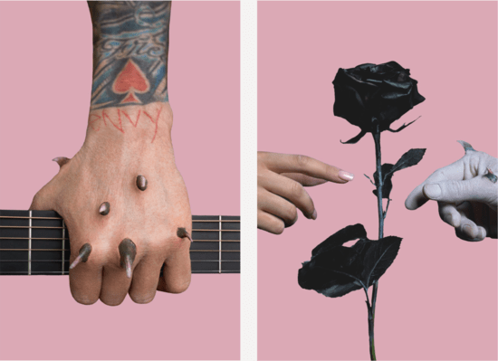 Create artworks inspired by Machine Gun Kelly and his new album bloom  studiocrowd