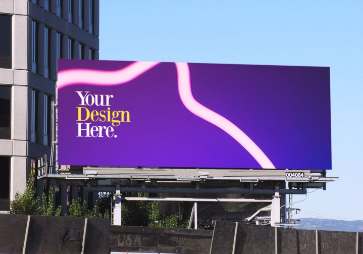 Billboards Mockups
