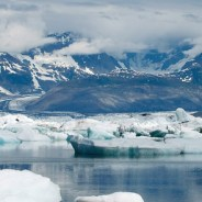 Creating music from the sounds of the melting glaciers